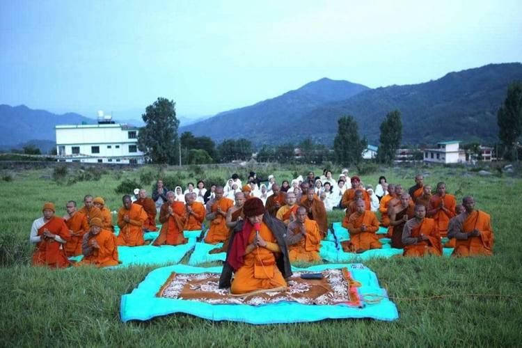 munkar biðja